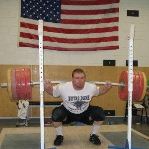 Casey squat