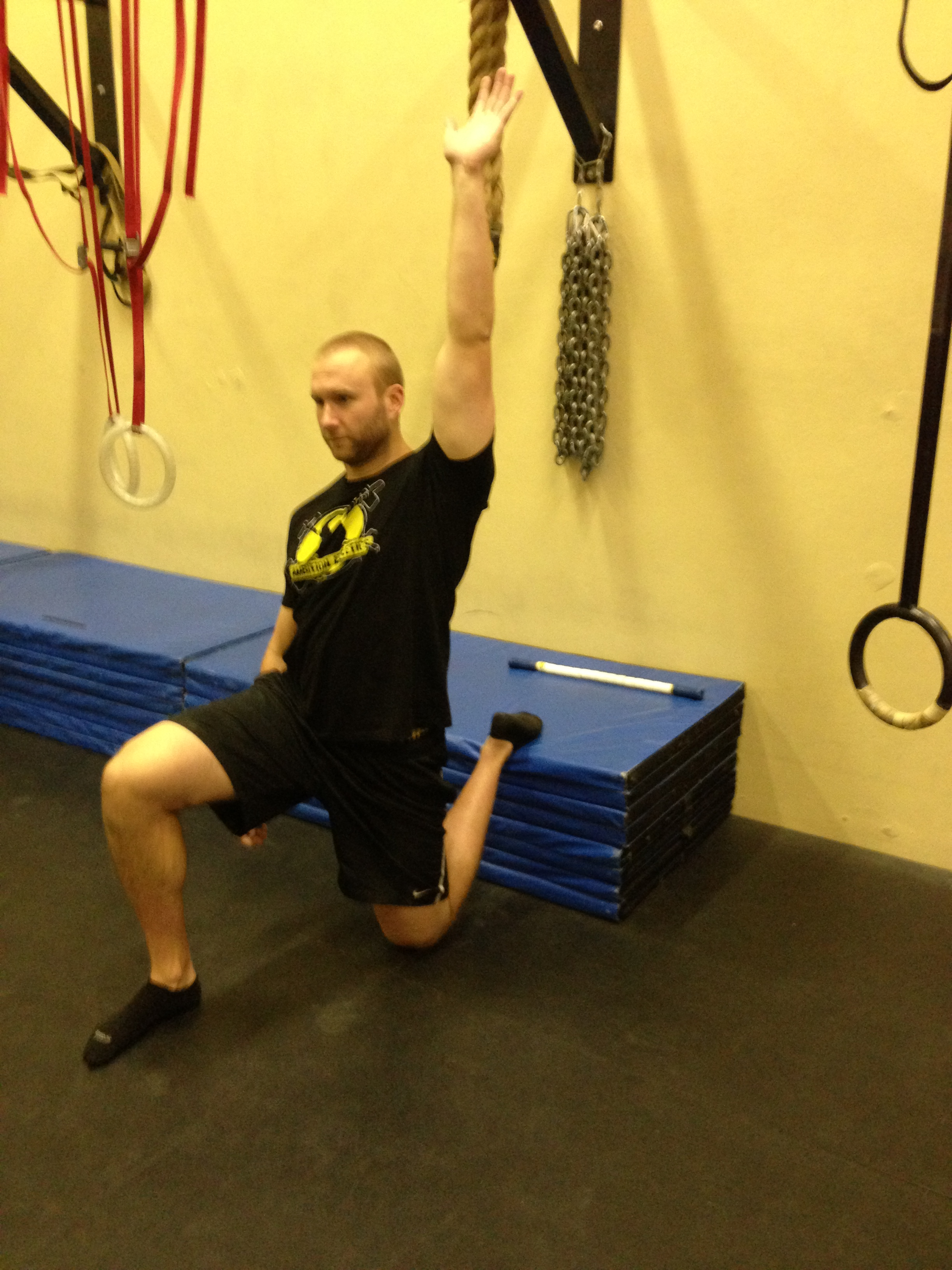 tight hip flexors vulnerable abdominals